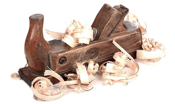 Schreinerei Eichstätt, Holzhobel