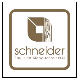 Schneider Bau- und Möbelschreinerei
