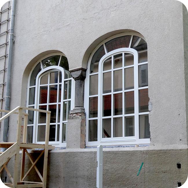 Bau- und Möbelschreinerei Schneider im Raum Eichstätt, Fenster