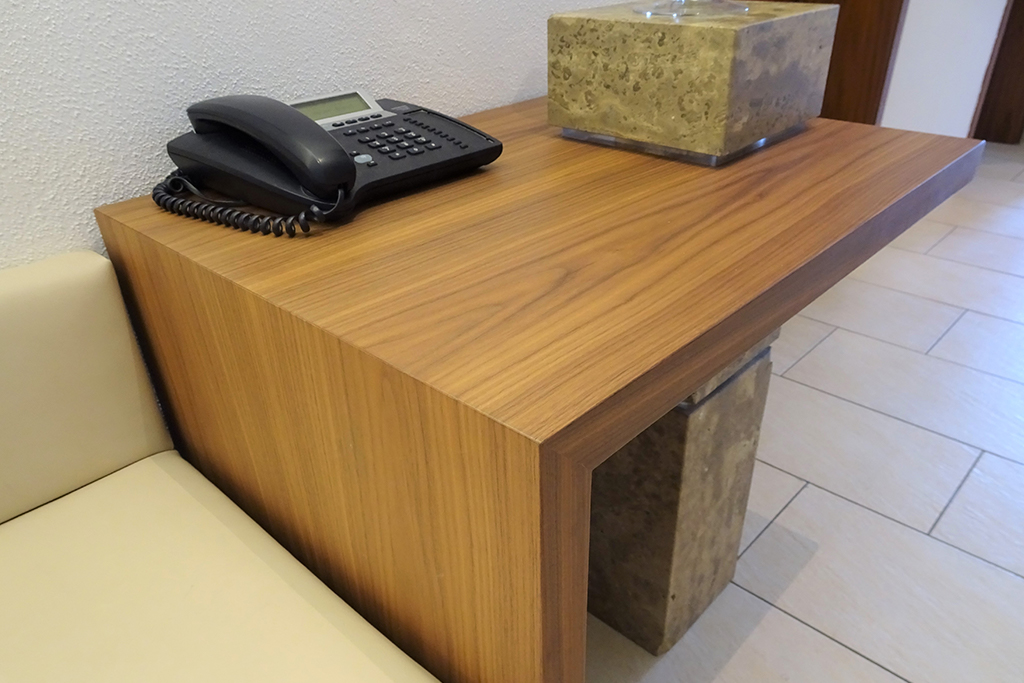 Telefonbank-Pollenfeld